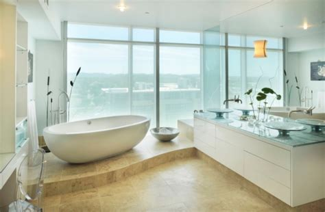 cool modern bathrooms unique bathtub and shower combo designs for modern