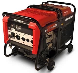 generator price for petrol & diesel of firman mikano