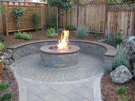 backyard fire pit design triyae com backyard fire pit images various design