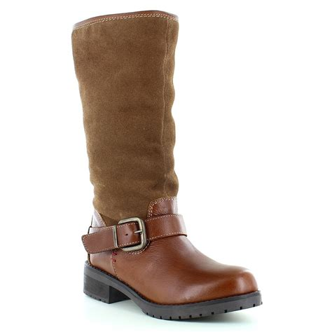 wrangler cyril womens mid calf suede leather boots