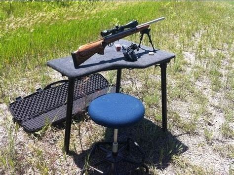 homemade portable shooting bench list murphy bed desk combo homemade portable shooting