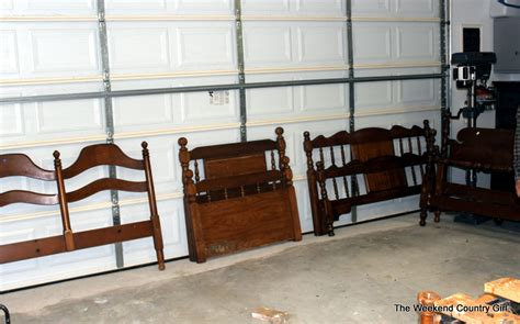 Beds With Headboards And Footboards by Building Benches From Beds Is Sort Of Like A Strategy