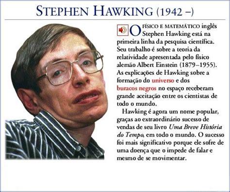 biografia de stephen w hawking biografia resumida de stephen hawking