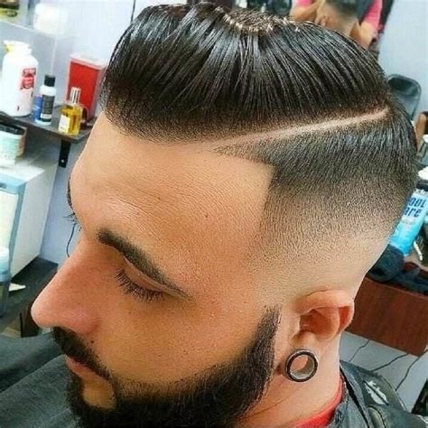 view from back of pompadour hair style 53 inspirational pompadour haircuts with images men s