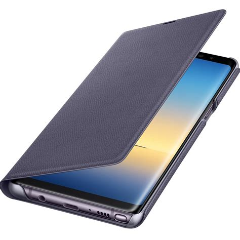official samsung galaxy note 8 led view cover