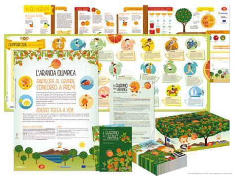 giardino delle arance a scuola con quot il giardino delle arance quot di oranfrizer
