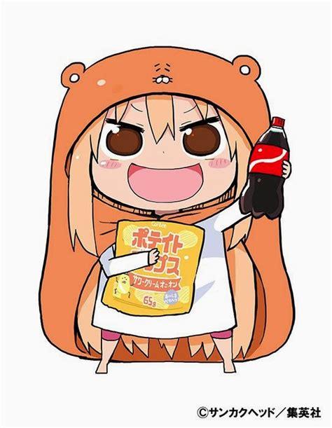 anime umaru 39 im 225 genes promocionales del anime himouto umaru chan