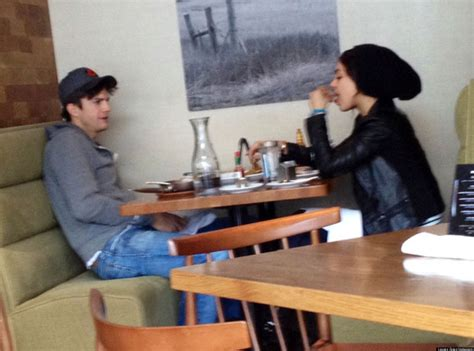 ashton kutcher and mila kunis house mila kunis ashton kutcher spotted getting flirty at