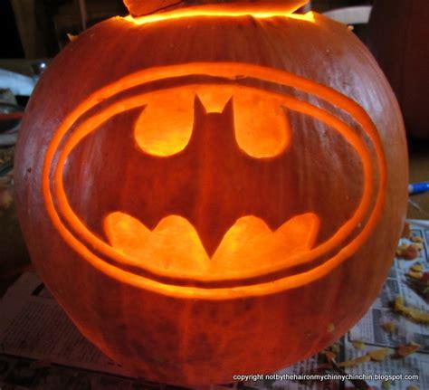 pumpkin carving templates batman not by the hair on my chinny chin chin hallowe en
