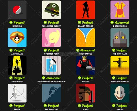 film character quiz icon pop quiz answers