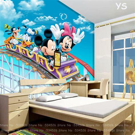 Custom Wall Murals Cheap popular mickey mouse plants buy cheap mickey mouse plants