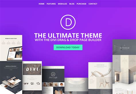 divi themes 30 best screen themes 2018 colorlib