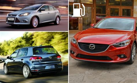What Are The Best Gas Saving Cars by The 10 Most Fuel Efficient Regular Cars For Sale Today