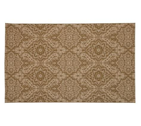 pottery barn medallion rug 25 best kipman patio images on
