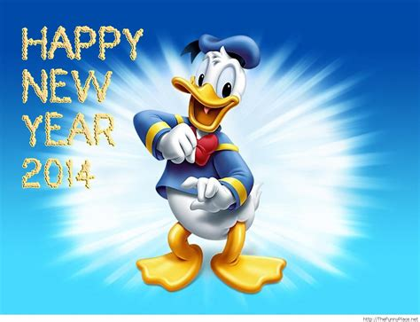 wallpaper new year cartoon happy new year 2014 thefunnyplace