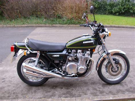 Kawasaki Z900 by Restoration Project A1 Motorcycles Motorbike