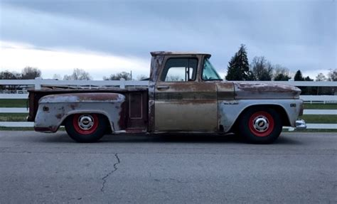 Chevy Short Bed For Sale Classic 1963 Chevy C10 Short Bed Step Side Rod