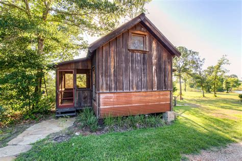 Tiny House Cabin by Gallery The Cowboy Cabin Tiny Texas Houses Small