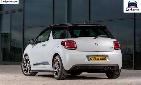 Citroen Ds3 Price by Citroen Ds3 2017 Prices And Specifications In Saudi Arabia