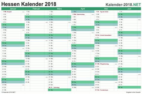 Kalender 2018 Hessen Pdf Kalender 2018 Hessen