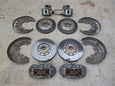 Gebrauchte Audi Teile by Audi S8 Limo Keramikbremse Va Ha Ceramic Bremse Brakes
