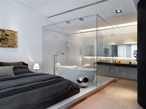 baddesign und schlafzimmer vereint geht das tipps wie es - Bad Im Schlafzimmer