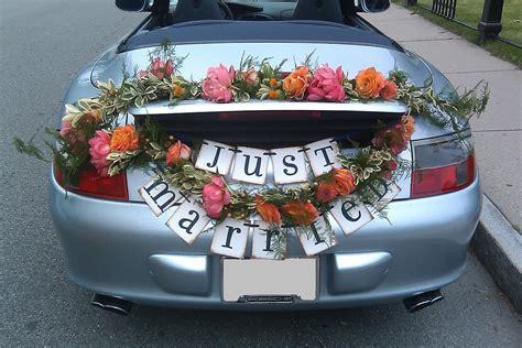 Wedding Car Decoration in Delhi NCR (Flower Car