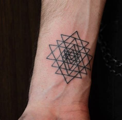 geometric tattoo and meaning 65 stunning collection of geometric tattoos
