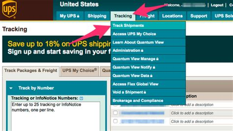 Ups Account Number Lookup Easy Ship
