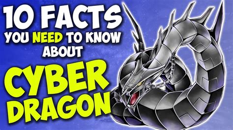 10 Facts About That You Need To by 10 Facts About Cyber You Need To Yu Gi Oh