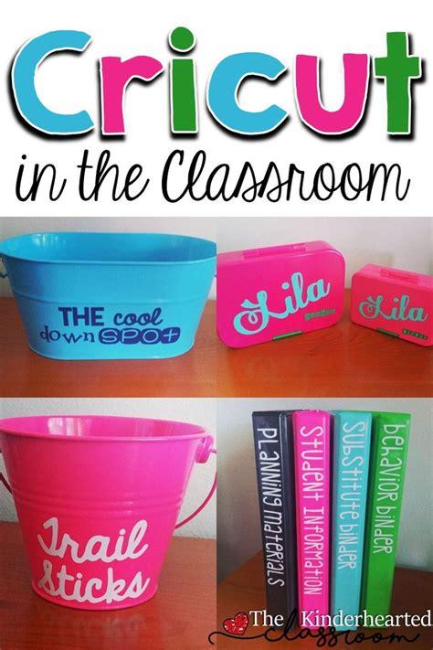 cricut explore teacher appreciation projects cricut for the classroom ideas d i y teacher projects