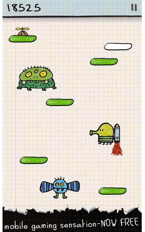 doodle jump free doodle jump free fr appstore pour android