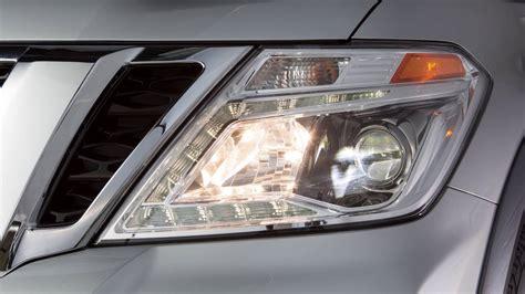 nissan headlights 2017 nissan armada headlights and exterior lights
