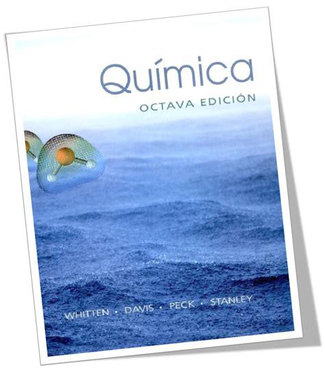 descargar libro quimica general whitten pdf gratis quimica edici 243 n whitten freelibritos
