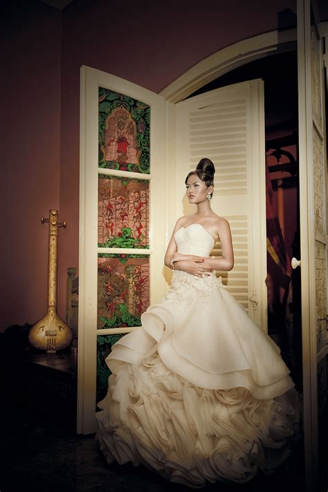 tinara bridal gaun gaun pengantin dengan sentuhan oriental weddingku