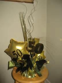 centerpieces for 50th birthday ideas balloon decor of central california home