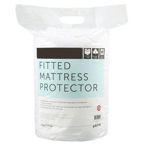 Mattress Protector Target by Fully Fitted Mattress Protector Target Australia
