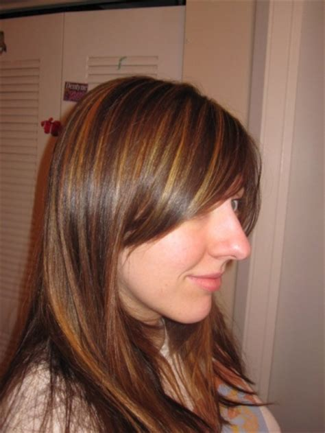 honey colored highlights ilii00ezy and highlights in brown hair