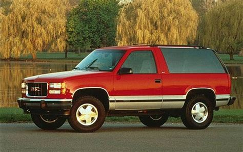 how to fix cars 1996 gmc yukon on board diagnostic system used 1996 gmc yukon for sale pricing features edmunds