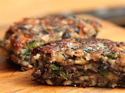 healthy veggie burger recipe weight loss resources