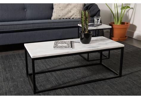 table basse marbre power d 233 co design boite 224 design
