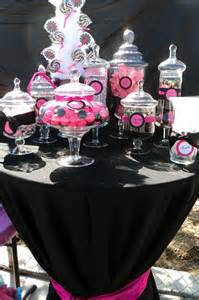 pink and black buffet spoonful of sugar custom buffets back to back in