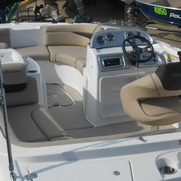 hurricane 203 sundeck sport o/b 2014 for sale for $26,900