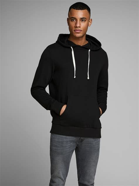 drawstring hoodie  jack jones thread