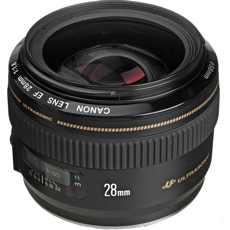 canon ef 28mm f 1 8 usm lens 2510a003 b h photo