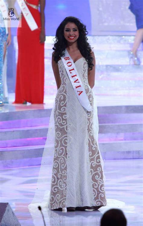 Miss World Wardrobe by 28 Stunning Dresses From Miss World 2013