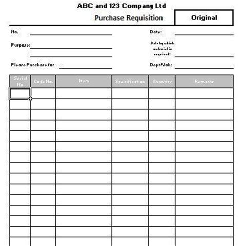 template for requisition form 6 requisition form templates formats exles in word excel