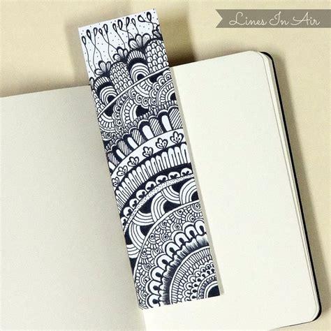 school doodle bookmarks doodle bookmark by linesinair on deviantart mehndi