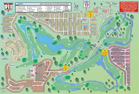 resort map resort map