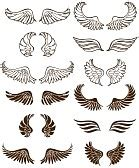 tattoo ali d angelo disegni tatuaggi ali